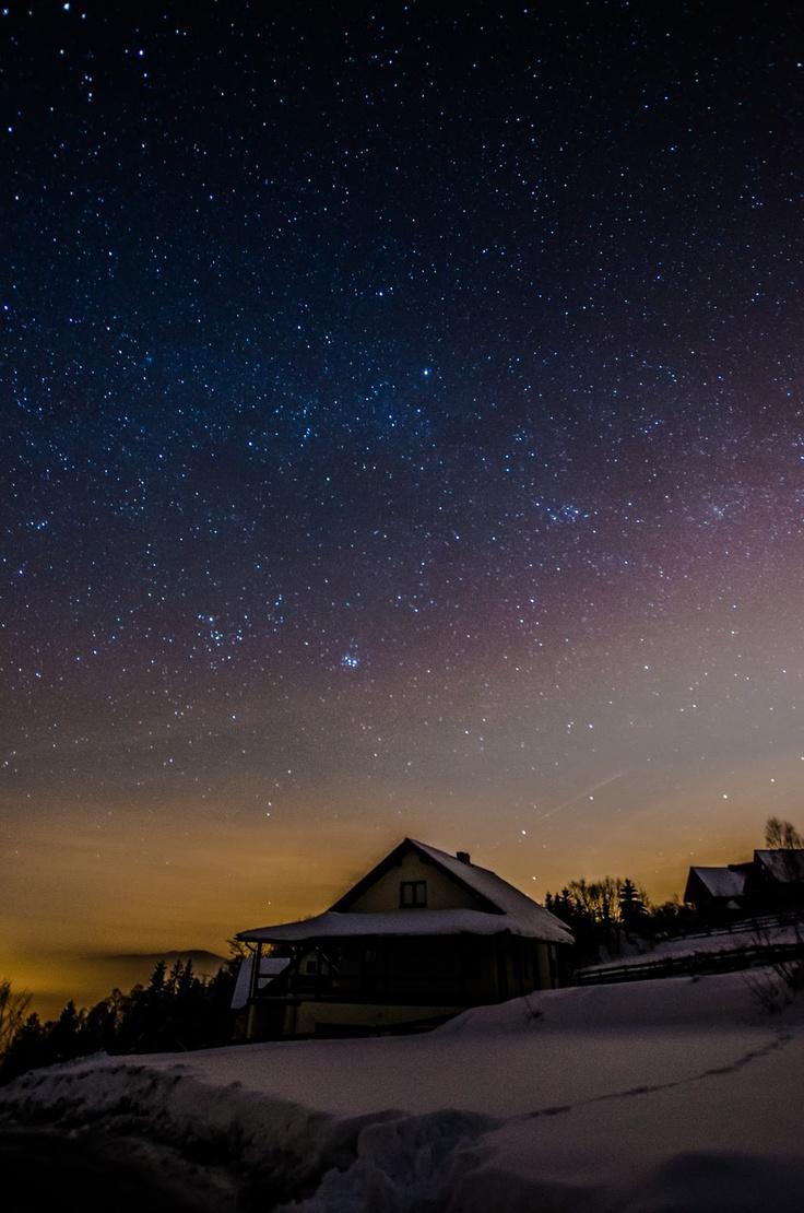 Night in Poland