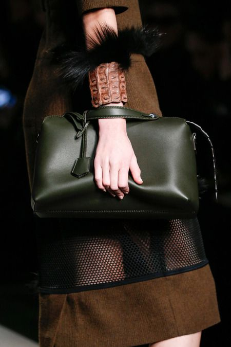 Fendi Details | Fall 2014 Ready-to-Wear Collection | Style.com