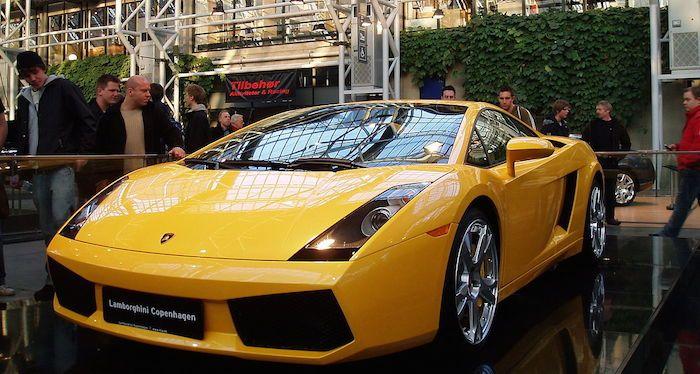 ¿McDonald's repartirá comida a domicilio con Lamborghinis en Dubái? - http://wp.me/p7GFvM-wQZ