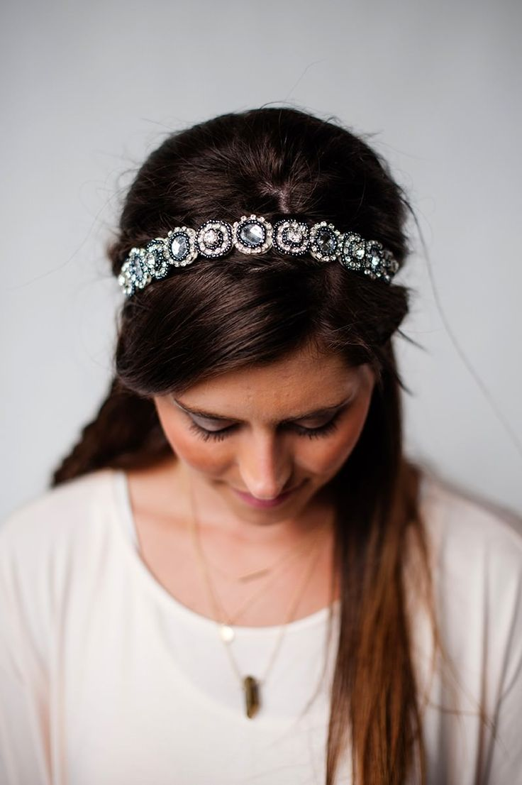 Ainslie St. Jeweled Headband - love!