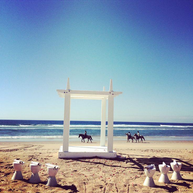Beach Podium