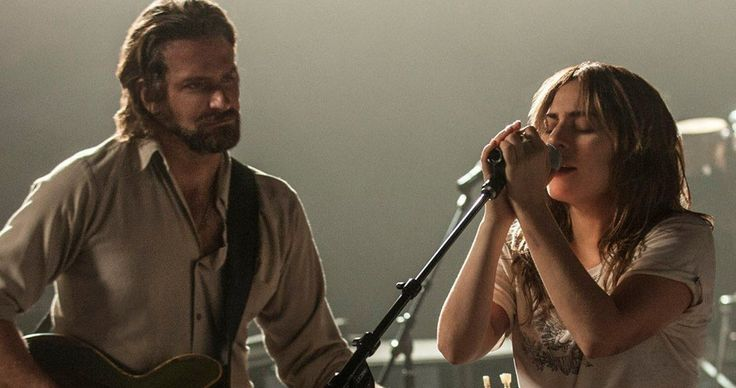 First Look at Lady Gaga & Bradley Cooper in A Star Is Born Remake -- Fans can join the fun as Lady Gaga and Bradley Cooper shoot a concert scene at Coachella this week as filming begins on A Star Is Born. -- http://movieweb.com/a-star-is-born-remake-2018-lady-gaga-bradley-cooper-photo/