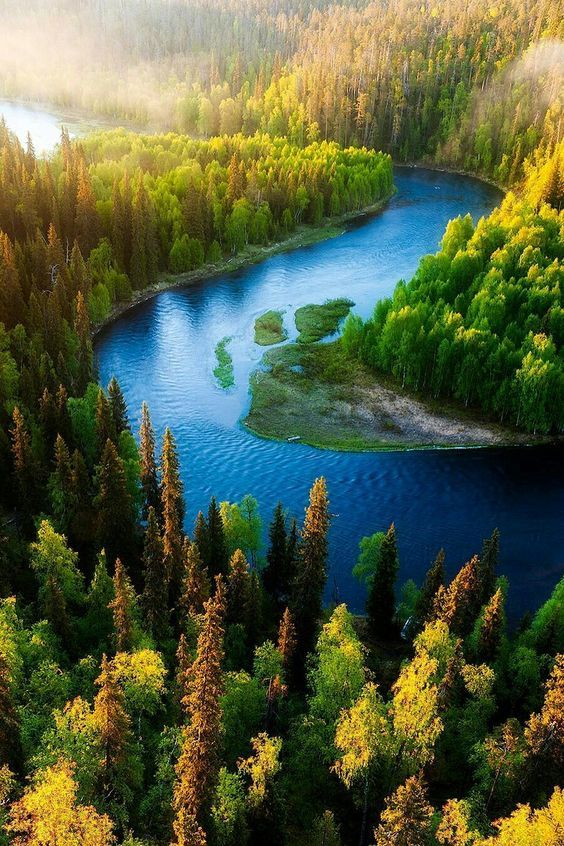 Oulanka National Park - Finland.