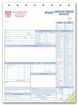 Best HVAC Invoice Templates Images On Pinterest Free Stencils - Invoice template free download cheapest online vapor store