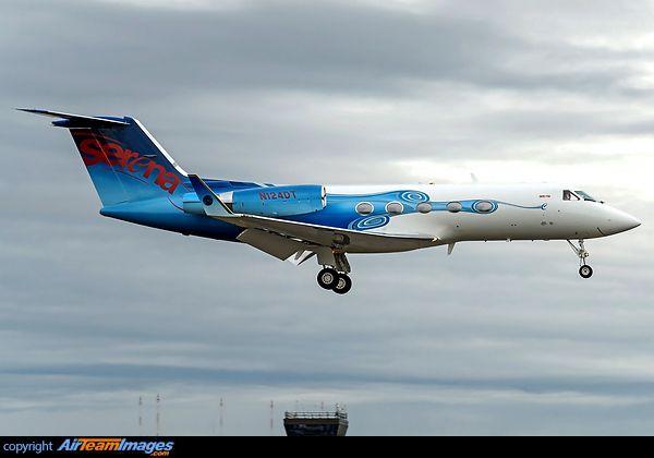 Gulfstream G-III (C/N 390)