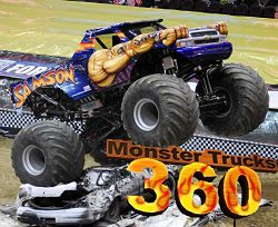 One of most amazing game Monster Trucks 360 just at http://game4b.com/online-games/Monster-Trucks-360