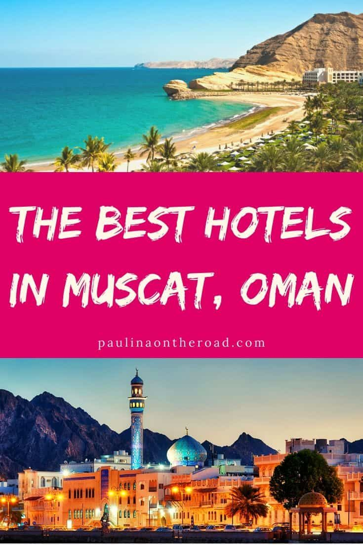 Where To Stay In Muscat The Best Hotels In Muscat Oman Best