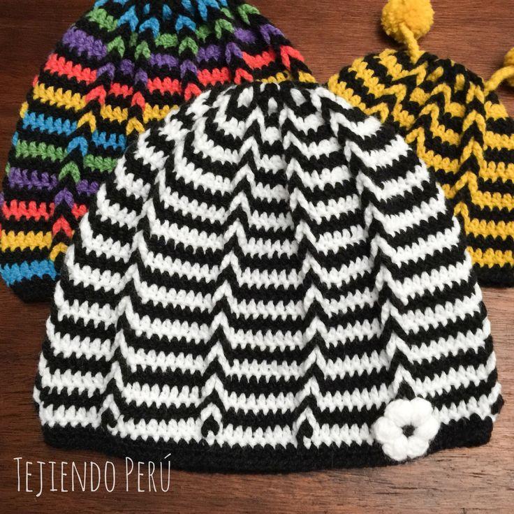 Crochet: gorro hecho con la técnica de vainillas en circular! Instrucciones del paso a paso!