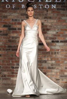 Priscilla Of Boston Wedding Dresses   Brides.com