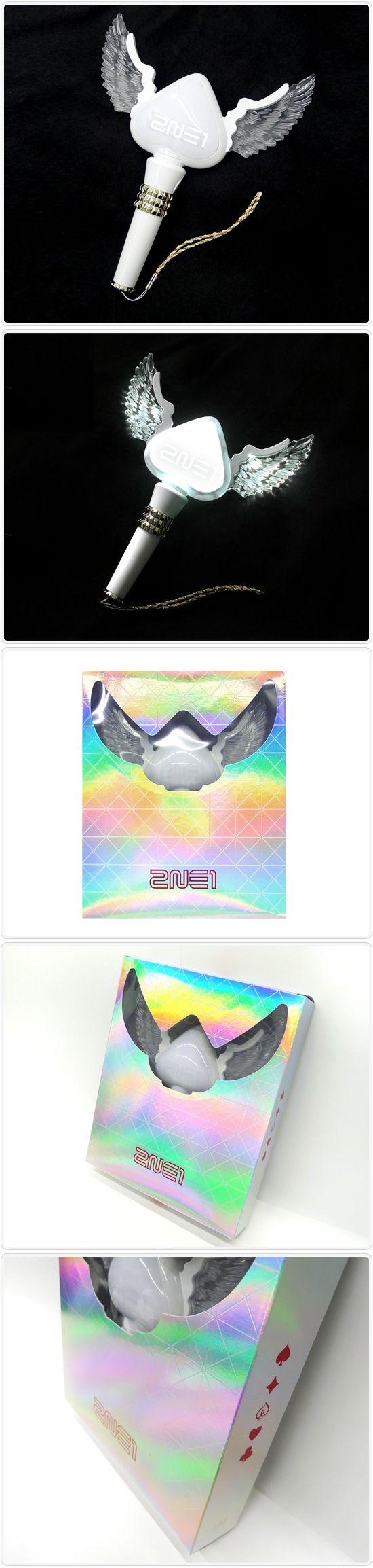 [2NE1 공식 응원 야광봉 (ver.2)]