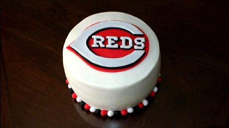 Decorating Ideas > Cincinnati Reds Cake Busy Bs Cakes And Cupcakes  ~ 215317_Birthday Party Ideas Cincinnati