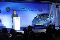 Электромобили в Украине становятся все популярней