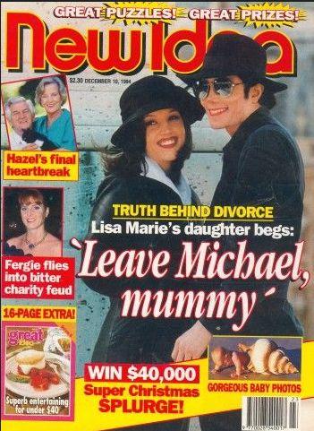 ew Idea Magazine [Australia] (10 December 1994)