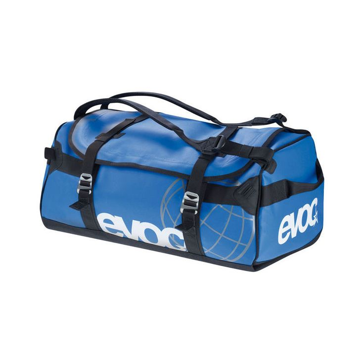 2012 Evoc Duffle Bag - Blue - - by Evoc - 2012 Evoc Duffle Bag - Blue If You Want to Visit the Best Freeride Spots in the World