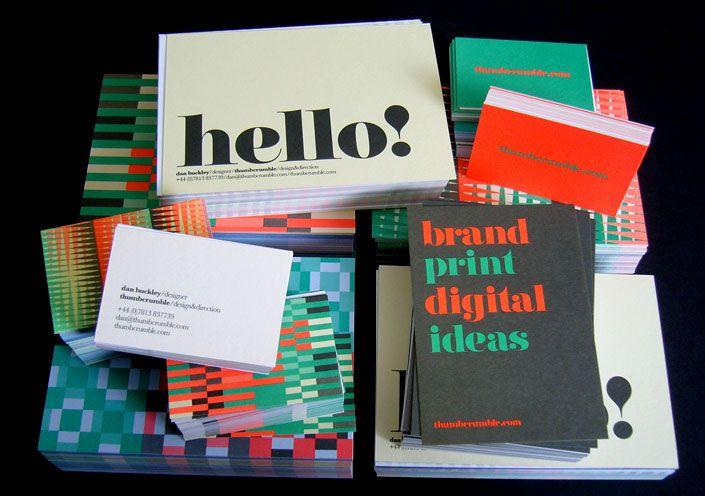 colors & font.: Bold Design, Business Cards, Stationary Sets, Branding Inspiration, Paper Good, Graphics Design, Colors Palettes, Fonts, Bright Colors