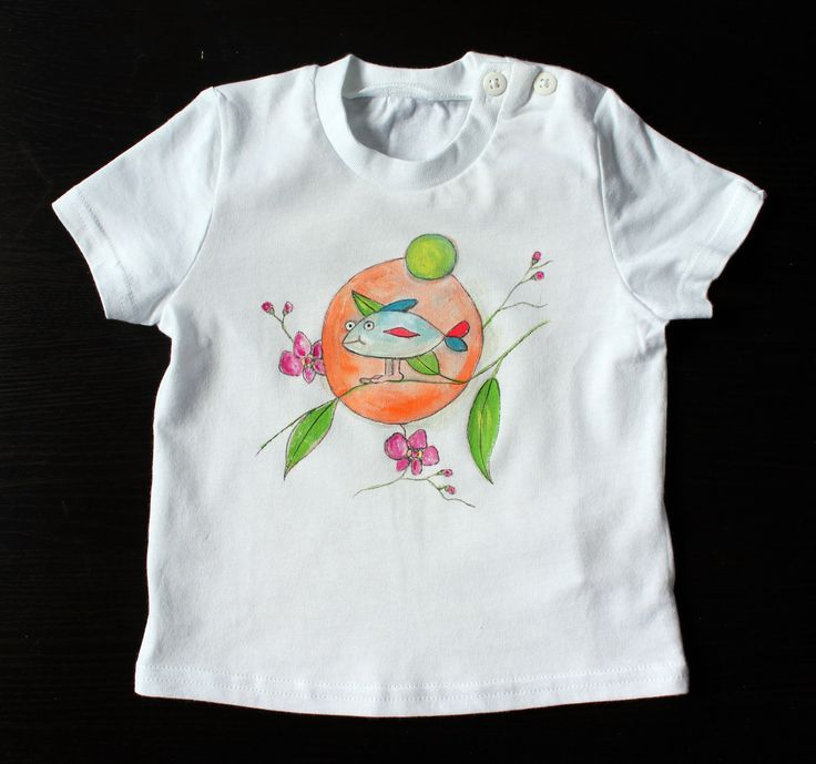 """Camiseta """"Pez"""""""