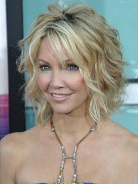 Loose Wave Messy Bob Synthetic Hair Wig