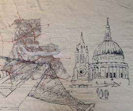 Maps 'A Sense of Place' Wendy Dolan