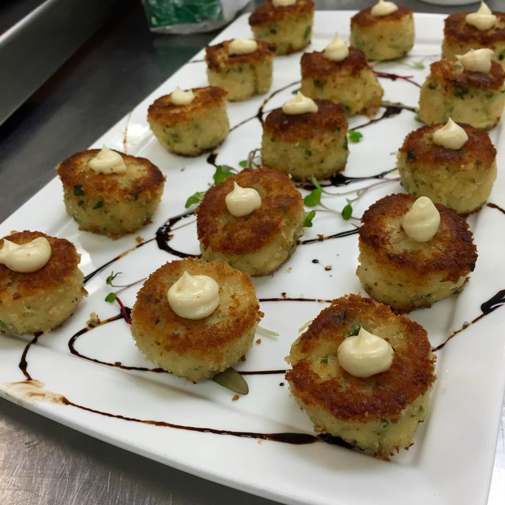 Try Tigerlily's Signature Crab Cake appetizer! It's the perfect bite ...