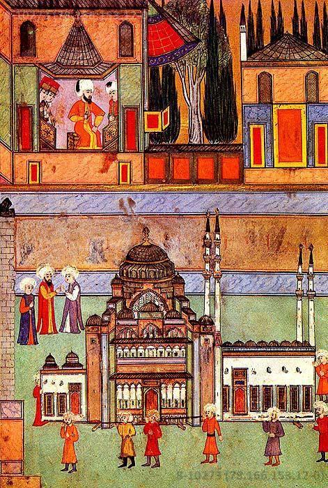 nakkas osman minyatür