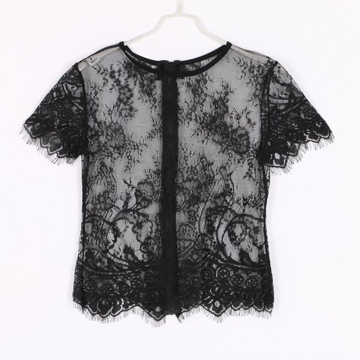- Sheer top - Casual fit - Made of broadcloth - Safe, secure checkout - Fast, easy returns within 14 days