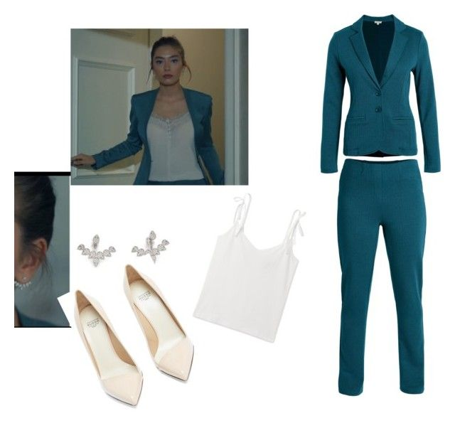 Untitled #54 by maysali on Polyvore featuring polyvore, fashion, style, Francesco Russo and clothing