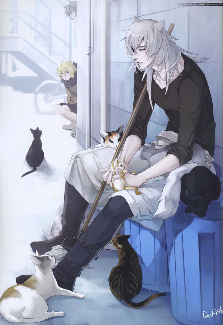 Pin by BlAck cAts' aSYluM on Lamento Beyond the Void
