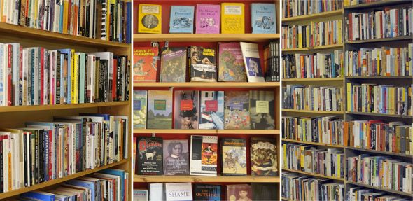 The Best Used Bookstores in Toronto, with map!