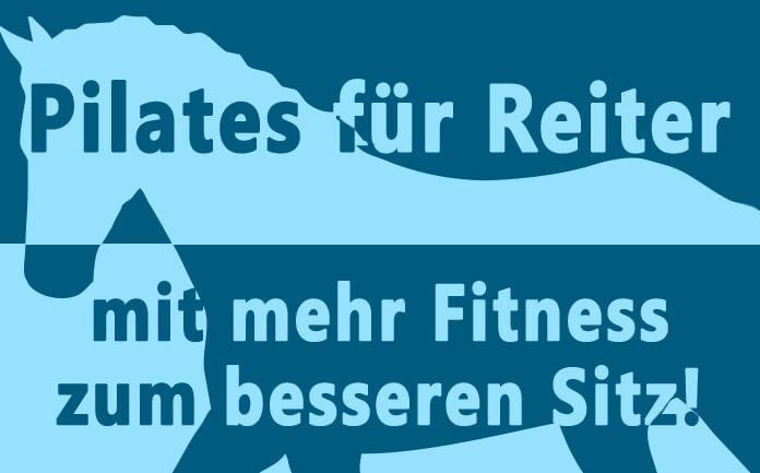 Pilates für Reiter