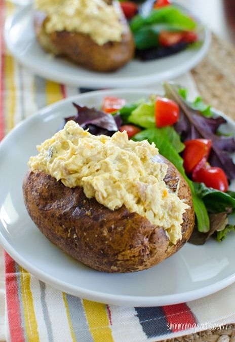 Low Fat Coronation Chicken | Slimming Eats - Slimming World Recipes