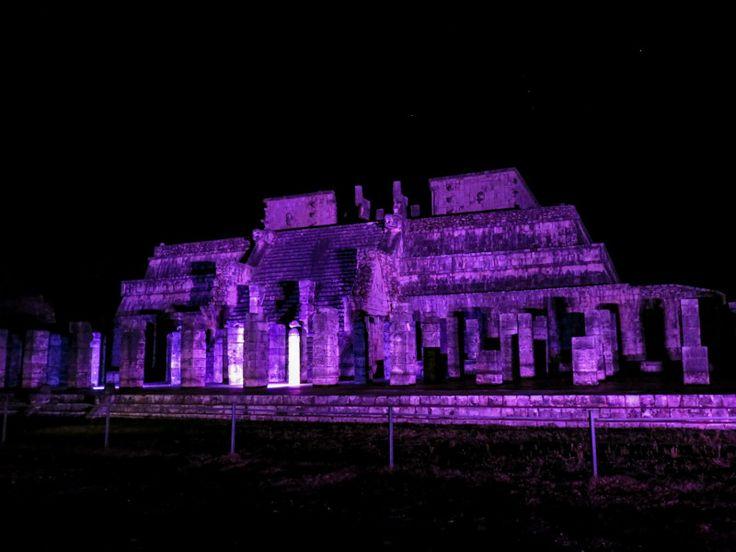 世界中からたくさんの方が訪れるメキシコのユカタン半島にあるマヤ文明のチチェンイッツァ。