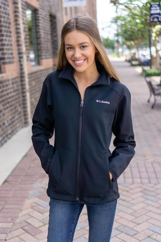 0cab6988c4741 Columbia Women s Kruser Ridge II Softshell Jacket - Black