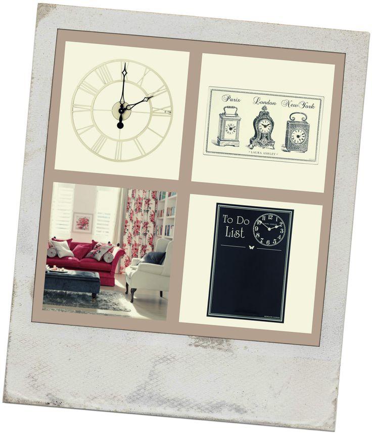 Saatimiz 15:00 :) Yuksek kalite, stil ve klasik İngiliz zerafetini yansitan #lauraashley %50'ye varan indirimlerle #markafoni'de! Kampanyamiza goz atin ;) #homedecoration #homesweethome #clock #watch #bestoftheday #luxury #time #house #home #decoration #dekorasyon #saat #classic