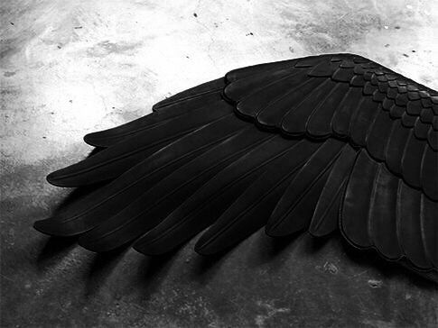 T H E T E N T H M U S E ᵩ Photography Aasimar Black