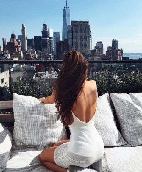 Bridget Bahl • Just Ꭿ Citу Giяℓ • ❤️by Babz™ ✿ιиѕριяαтισи❀ #abbigliamento