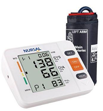 Monitor digital de presión arterial