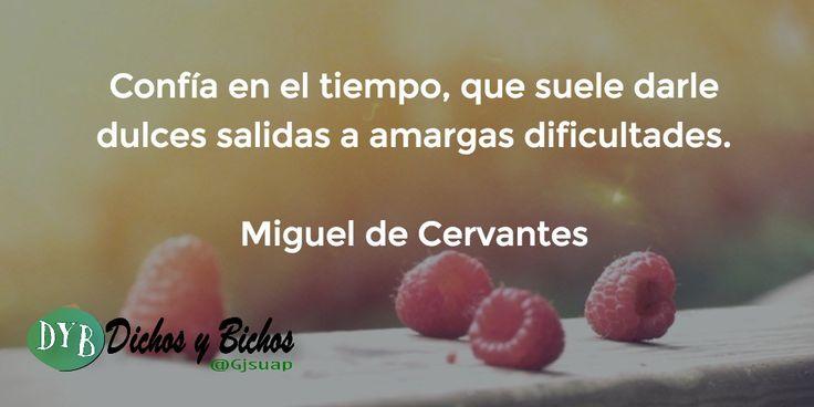 Tiempo - Cervantes