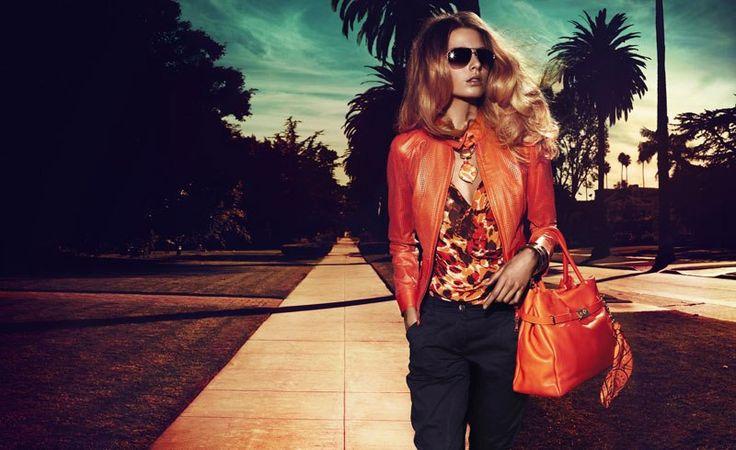 Архивная съёмка: Наташа Поли (Natasha Poly) и Райан Кеннеди (Ryan Kennedy) для Gucci. Фотографы Мерт Алас (Mert Alas) и Маркус Пигготт (Marcus Piggott)