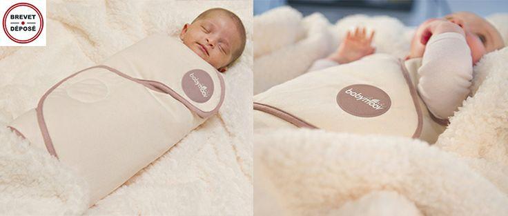 Cosycover et Cosybag : les couvertures d'enveloppement brevetées par Babymoov