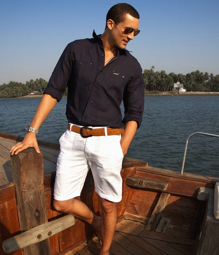 Image result for Image result for chique shorts male boating