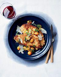 Spicy Chicken Milanese