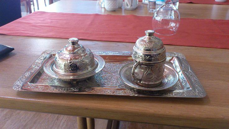 lekker Turkse koffie