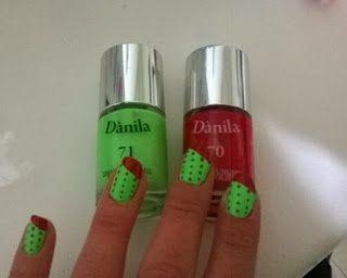 ShanaticlandiaBlog: Punti di Vista Hair & Body Care e gli smalti Dànila