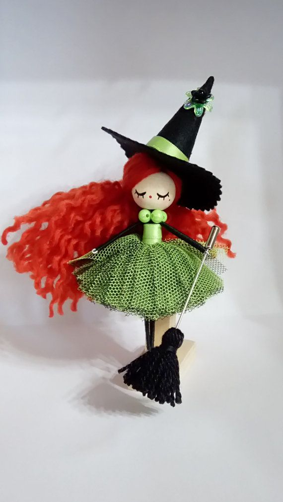 Little Witch by Delafelicidad on Etsy