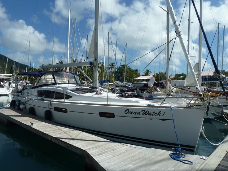 42' Jeanneau 42DS, 2010 - Private!! clive@bviyachtsales.com Two owners, privately owned, never chartered, new model Jeanneau 42DS. This newer model, with more opening deck hatches is much better suited for the tropics and offers much better ventilation, than its predecessors. This 2 cabin owners version offers a great deal of liveable and storage space both 'down below' & on deck. Sensibly spec'd out for comfortable cruising and liveaboard.
