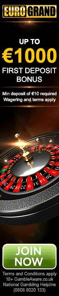 Eurogrand online roulette