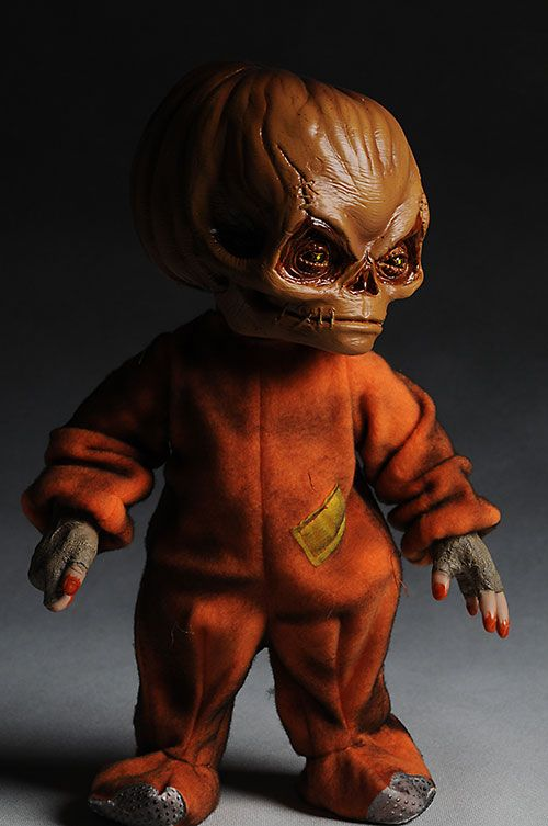Trick 'R Treat Sam Figure | Trick R Treat Sam action figure - Another Pop Culture Collectible ...