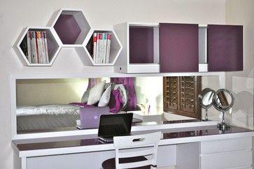 Bedroom - modern - makeup mirrors - other metro - Ivanna Garza