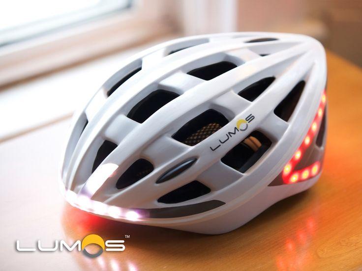 Lumos - A Next Generation Bicycle Helmet Project-Video-Thumbnail