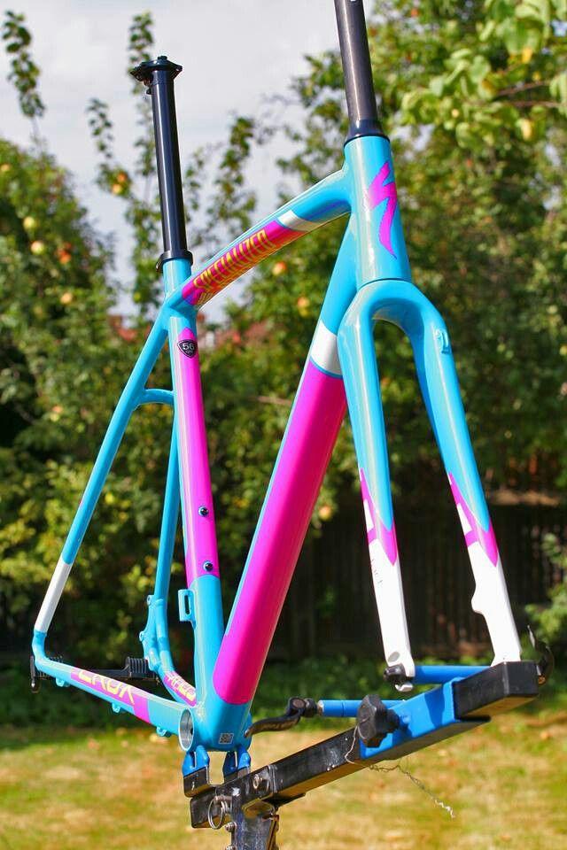 Crux frameset, cUrAzY colours.